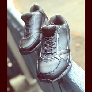 Vionic Orthaheel Zen Women Walking Shoes Black 8.5